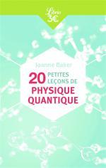 20 petites lecons de physique quantique