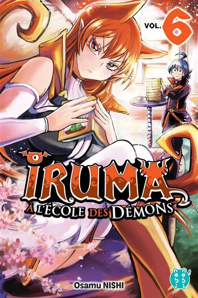 Iruma a l'ecole des demons